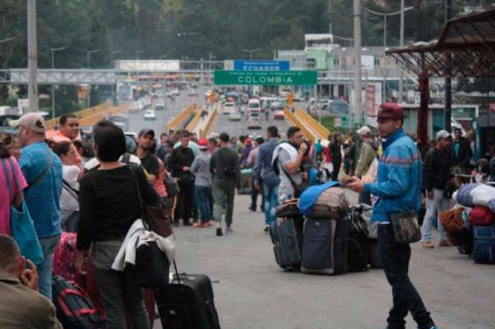 Eurodiputados piden ayuda de emergencia para atender migración venezolana