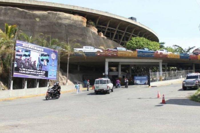 FOTOS | Presos tomaron nuevamente instalaciones del Sebin El Helicoide
