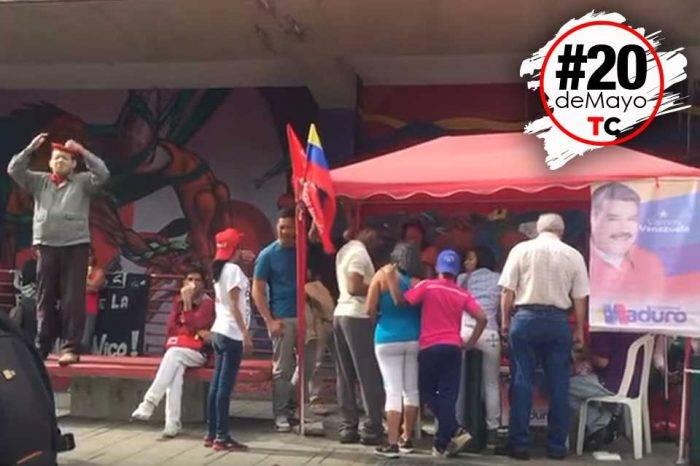 AUDIOS| Así presionan a los trabajadores de los entes públicos para ir a votar