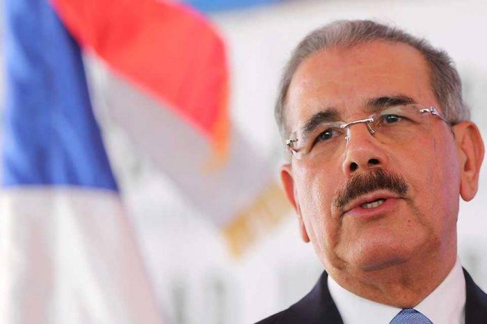 Presidente dominicano niega un nuevo diálogo venezolano en la isla
