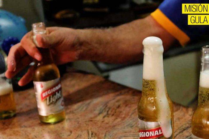 Tras la huellas de la cerveza en Venezuela II, por Miro Popic