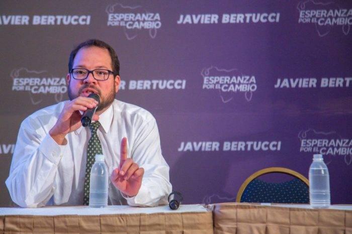 Jefe de campaña de Javier Bertucci denunció irresponsabilidad de CNE