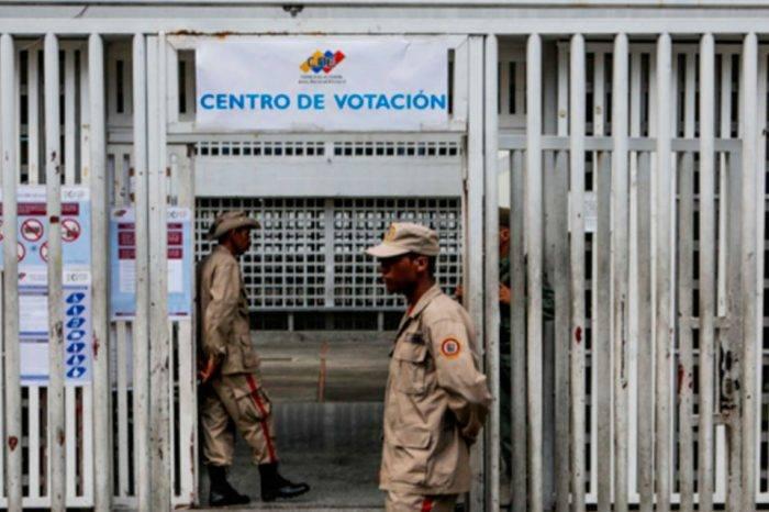 Abstencion. Foto: Venezuela al día