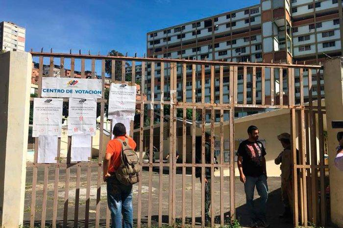 La abstención reeligió a Maduro, por Enrique Ochoa Antich