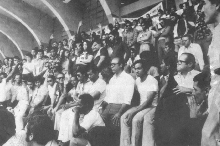 """8-M """"Día nacional del entrenador deportivo"""" XLII aniversario 1975-2017, por Jesús Elorza"""