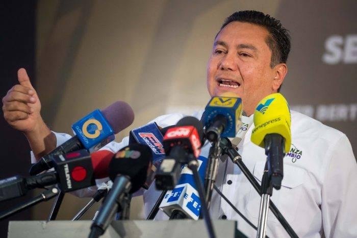 """Bertucci: """"mis votos vinieron del chavismo descontento, dolido y decepcionado"""""""