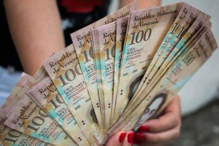 Liquidez monetaria superó la barrera del trillón de bolívares