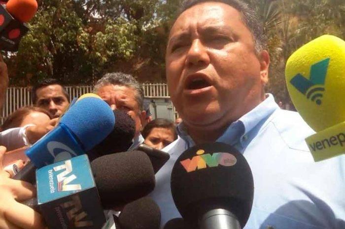 Prohíben ingreso de Javier Bertucci a la sede del Sebin en El Helicoide