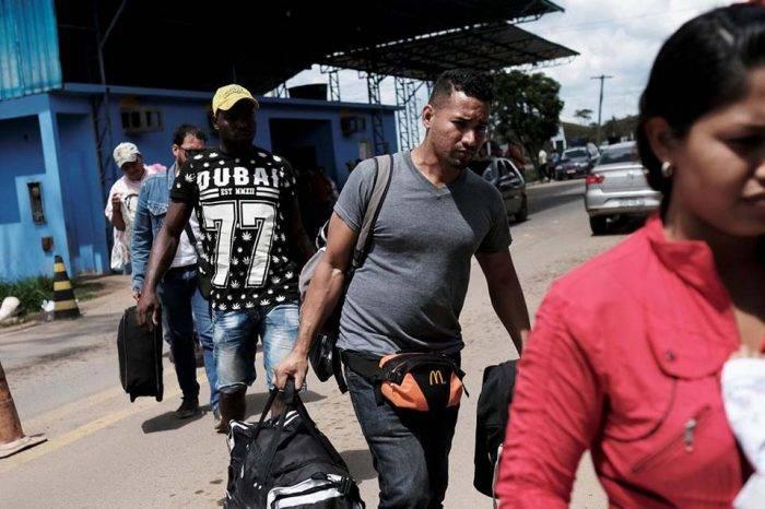 54% de inmigrantes venezolanos en Brasil dejaron el país