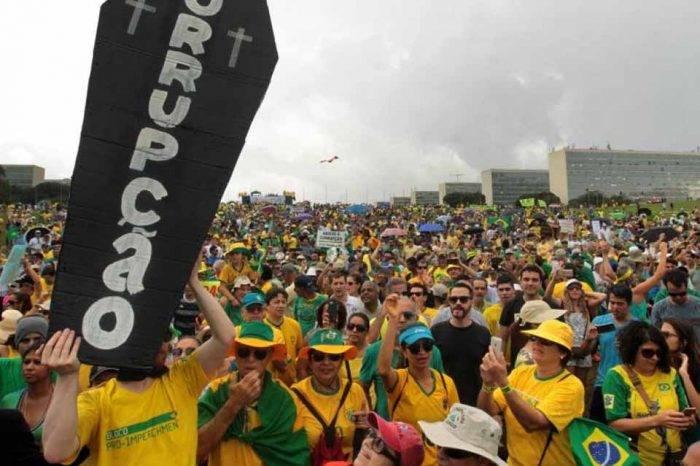 Brasil corrupción