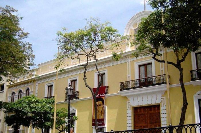 """Venezuela tildó de """"nefasta"""" ley aprobada por congreso de EEUU que sanciona a Nicaragua"""