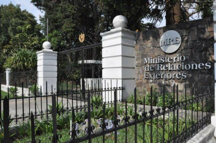 """Guatemala pide expulsar embajadores de Suecia y Venezuela por """"injerencia"""""""