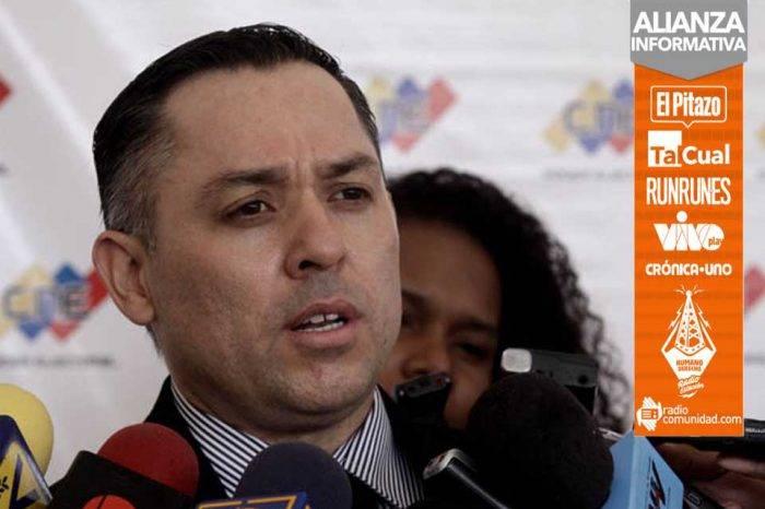 Carlos Quintero: La pieza oculta del engranaje del Consejo Nacional Electoral