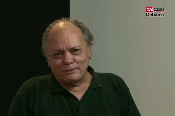 Carlos Raúl Hernández: El real adversario es la conciencia negativa de la oposición