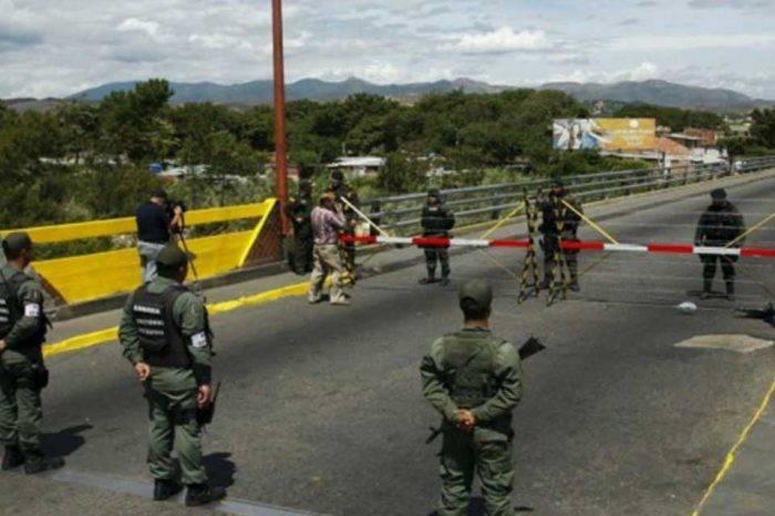 Frontera colombo-venezolana estará cerrada del 24 al 28 de mayo por elecciones