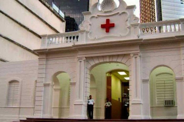 8 de Mayo de 2018:  Día Mundial de la Cruz Roja y de la Media Luna Roja