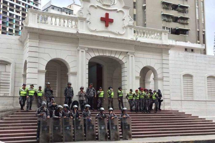 Cruz Roja Venezuela PNB