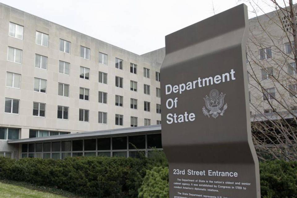 EEUU Departamento de Estado