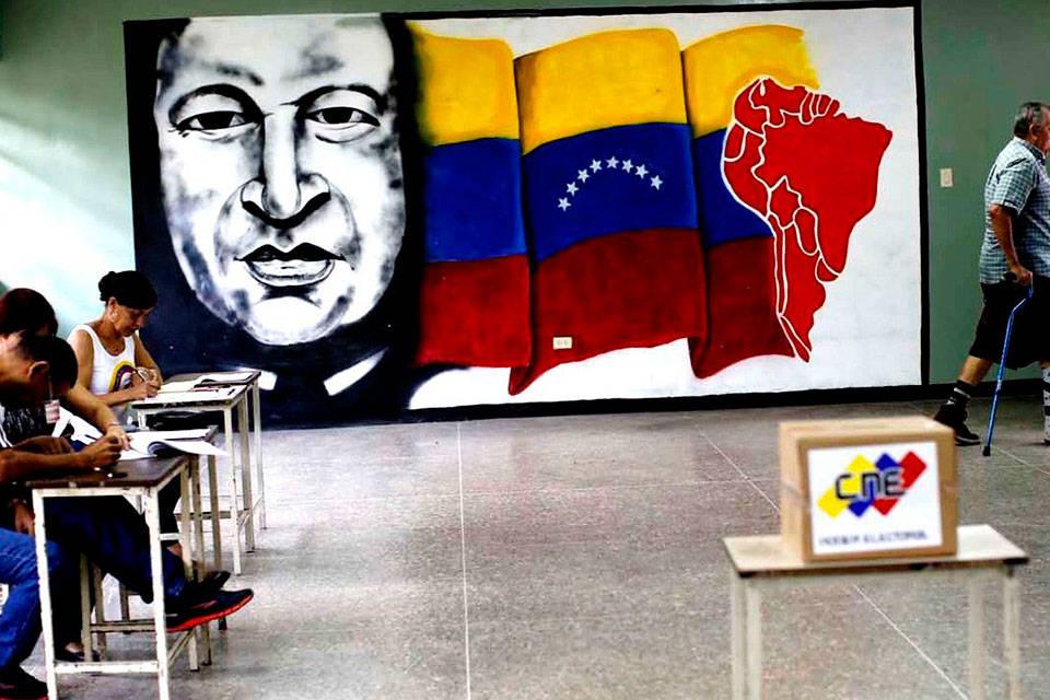 Elecciones. Foto: Revista SIC Centro Gumilla