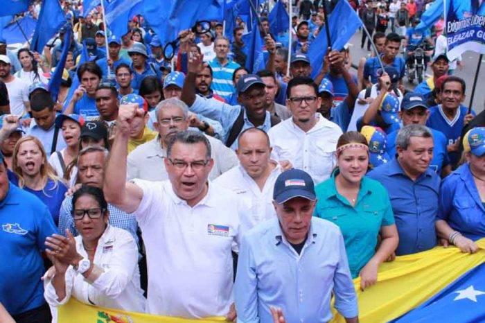 Un Nuevo Tiempo suspende a Enrique Márquez de sus filas