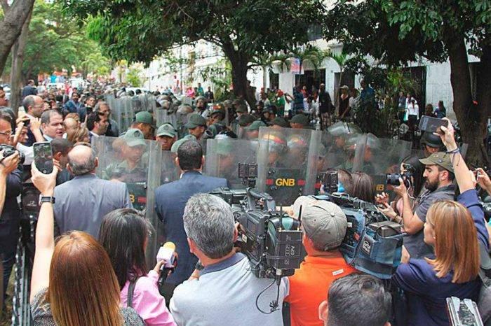Venezuela, reino de la desinformación, por Gregorio Salazar