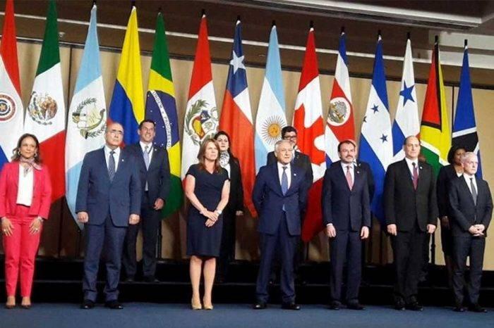 Grupo de Lima rebate la posibilidad de una intervención militar en Venezuela