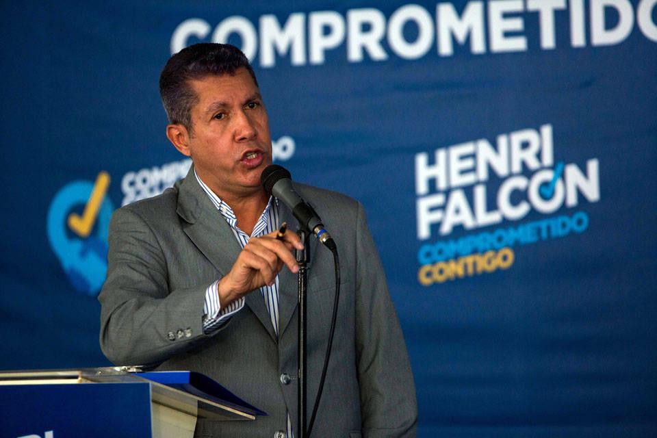 Henri Falcón Maduro