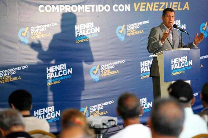 La desconfianza en Henri Falcón y el descuido a su base electoral natural (I)