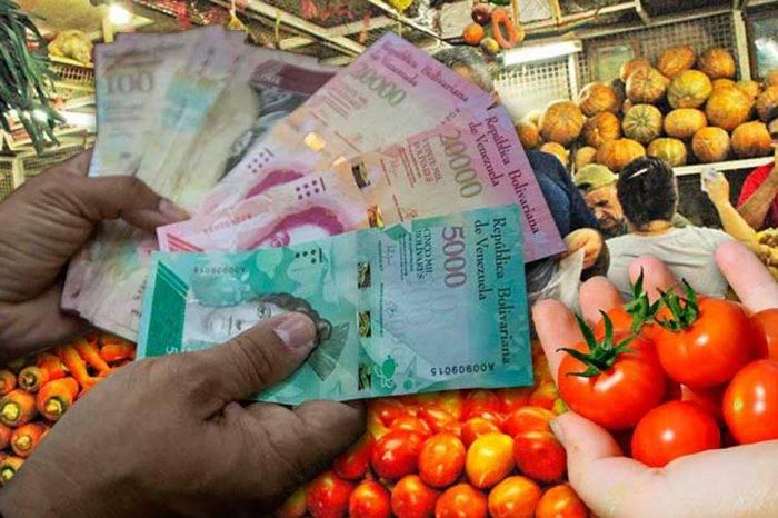 Hiperinflación. Foto: Supuesto negado