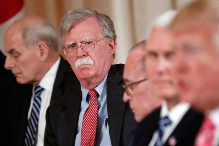 John Bolton EEUU asesor seguridad Trump