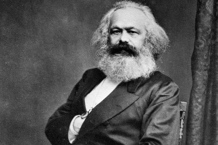 A 200 años del nacimiento de Marx, voz para Ludovico, por Beltrán Vallejo