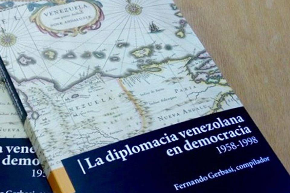 La diplomacia venezolana en democracia. Foto: Leandro Area Pereira