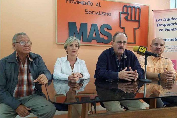 """El MAS llama a votar """"para cambiar el rumbo del país"""""""