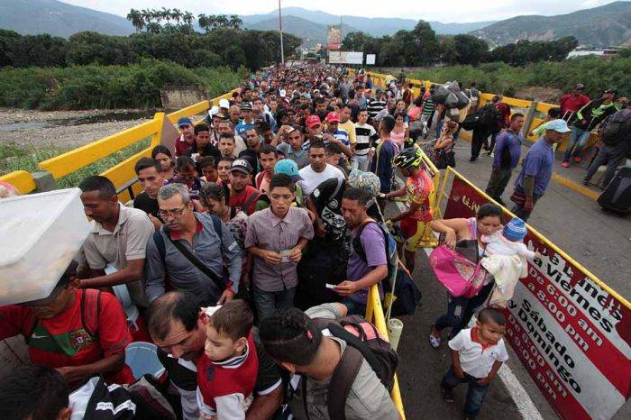 OEA: medio millón de venezolanos han migrado en los últimos cuatro meses