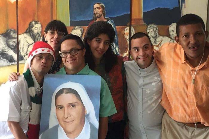 Madre Carmen inspira a fundación que atiende a personas con diversidad funcional