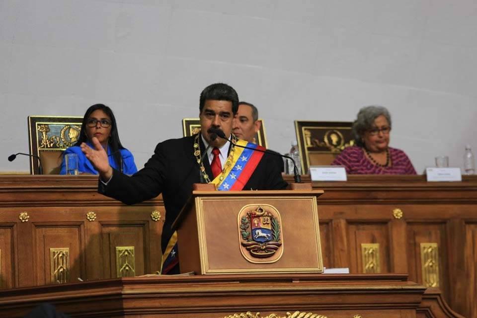 Nicolás Maduro ANC