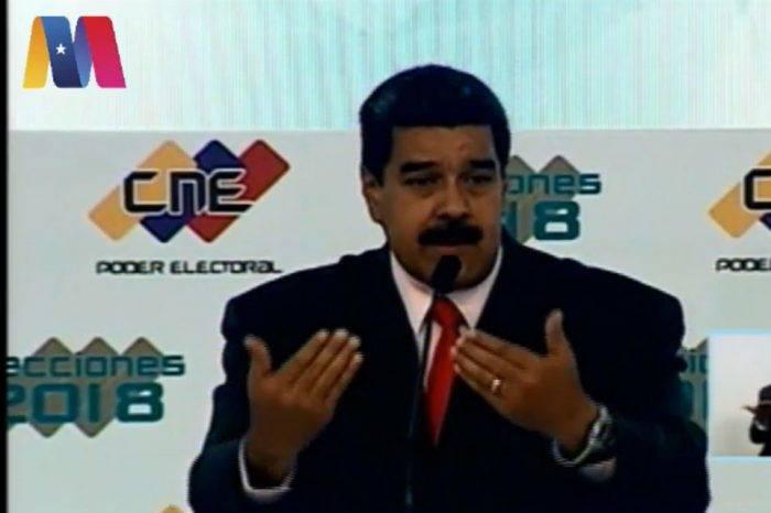Nicolás Maduro: nadie me ha regalado esta victoria, yo la he conquistado