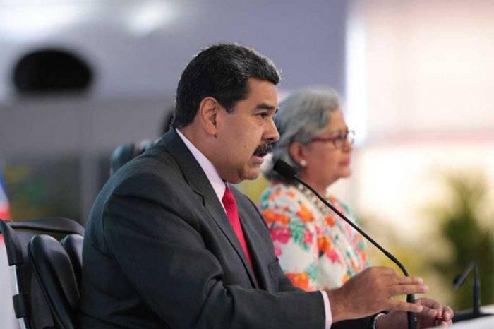 Maduro ordena salida del país de encargado de Negocios de EEUU en Venezuela