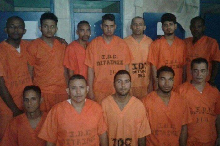 Migrantes venezolanos Trinidad y Tobago