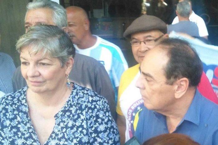 """Exministros chavistas ven en el referendo a la ANC una """"oportunidad política"""""""