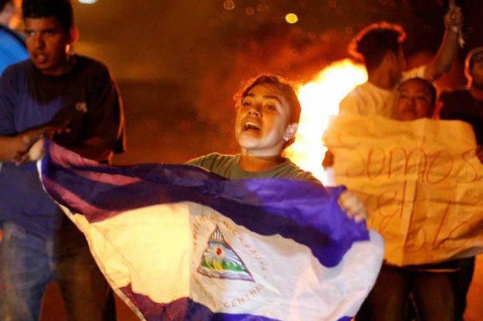 15 muertos y 199 heridos se registraron durante jornada de violencia en Nicaragua