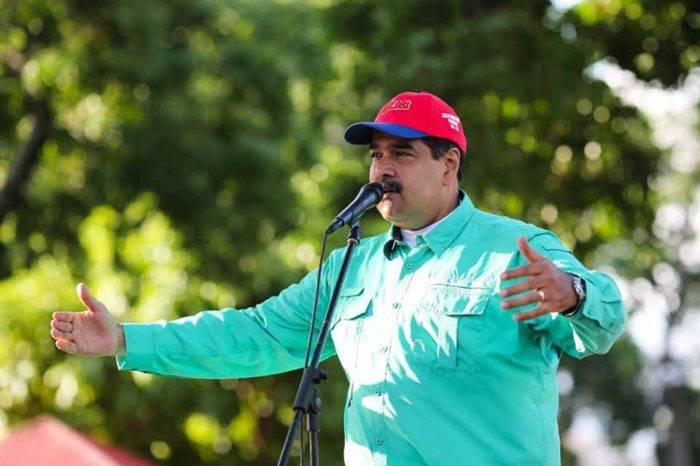 Maduro: Hoy un banco de Italia nos soltó un dinerito
