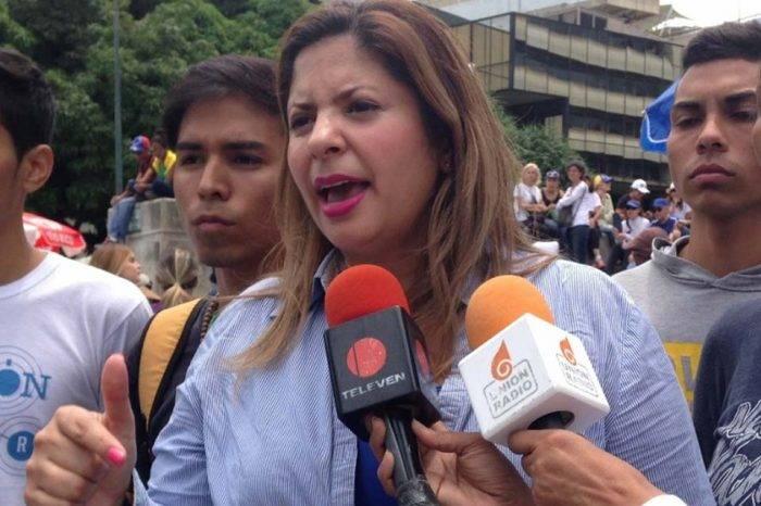 Nora Bracho diputada Zulia