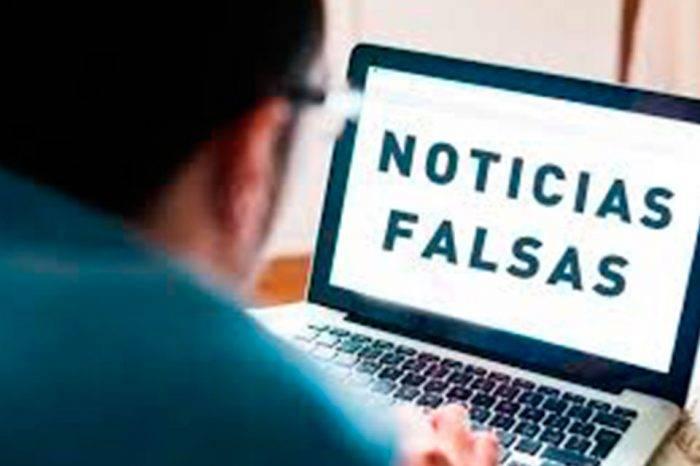 Noticias falsas. Foto: El Dictamen