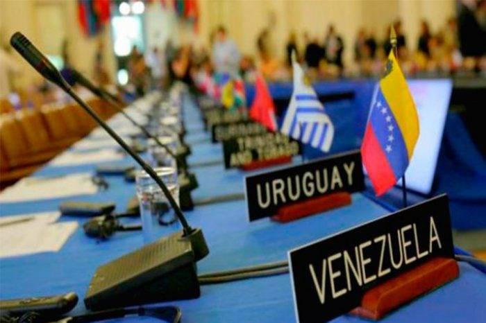 OEA busca soluciones para la crisis migratoria venezolana