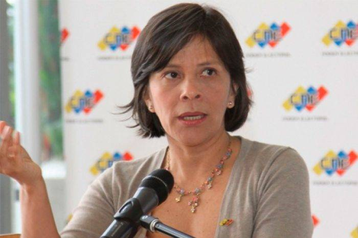 Designan a Sandra Oblitas como rectora de la Universidad Bolivariana