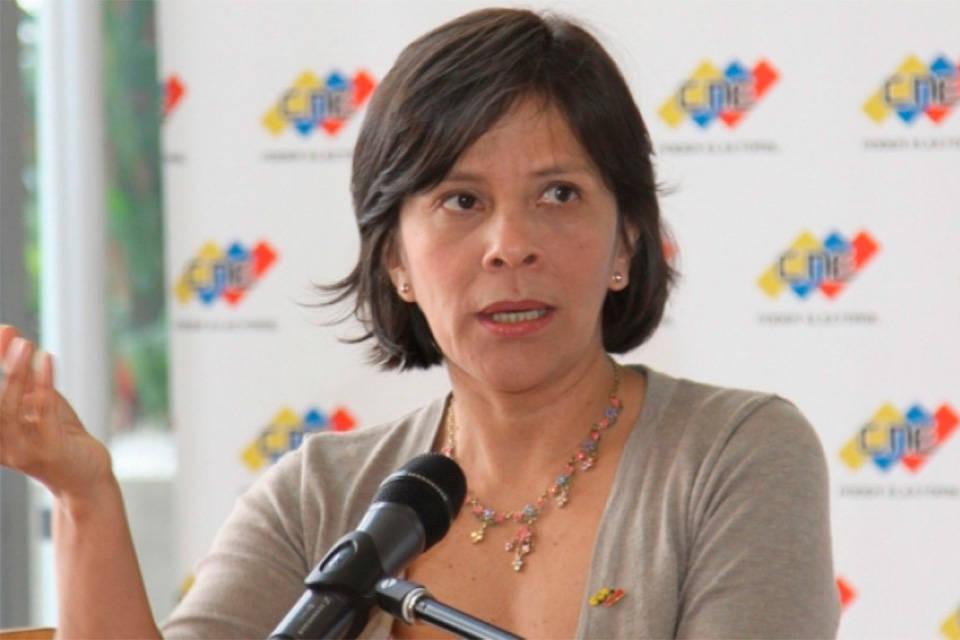 Sandra Oblitas UBV