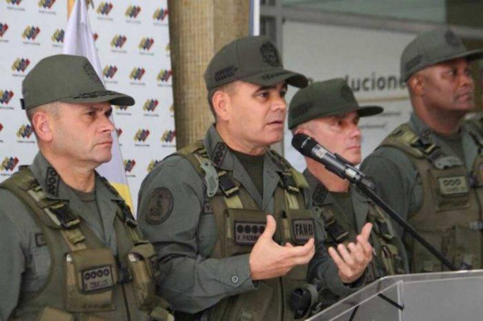 Maduro convocó a una reunión urgente con altos funcionarios de la FANB