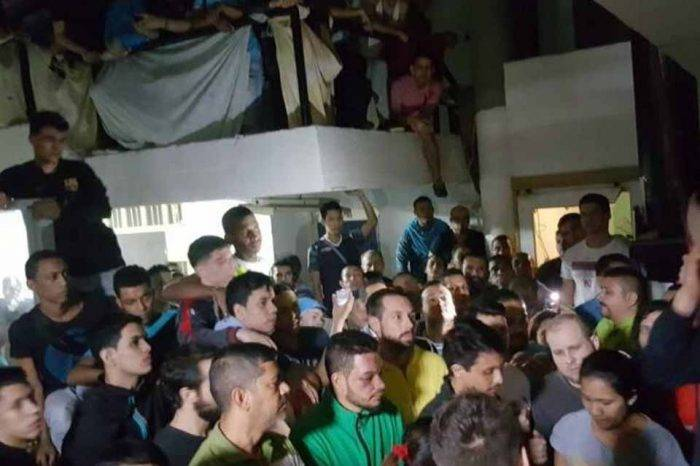 FOTOS   Conoce quiénes son los presos políticos que están en El Helicoide