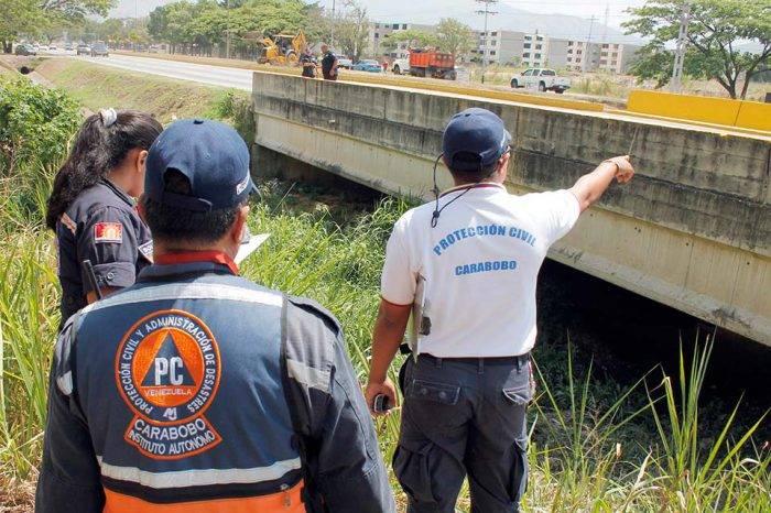 Protección Civil inspecciona los 14 municipios de Carabobo tras el sismo